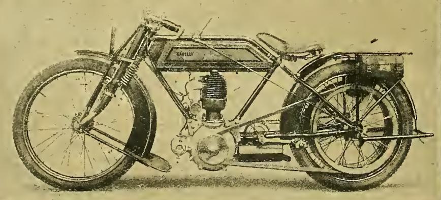 1917 GARELLI TWIN