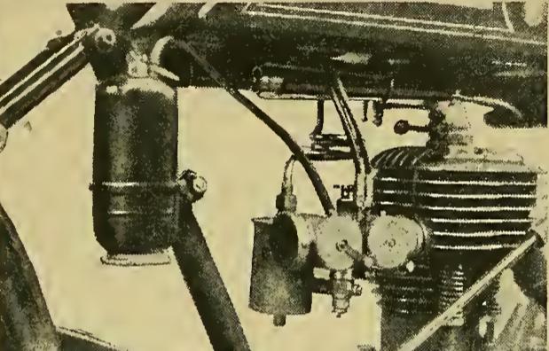 1917 GAS START