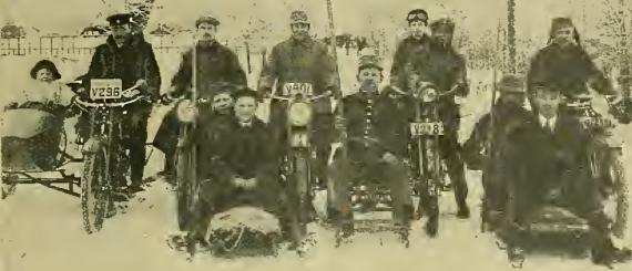 1917 ICE RIDERS