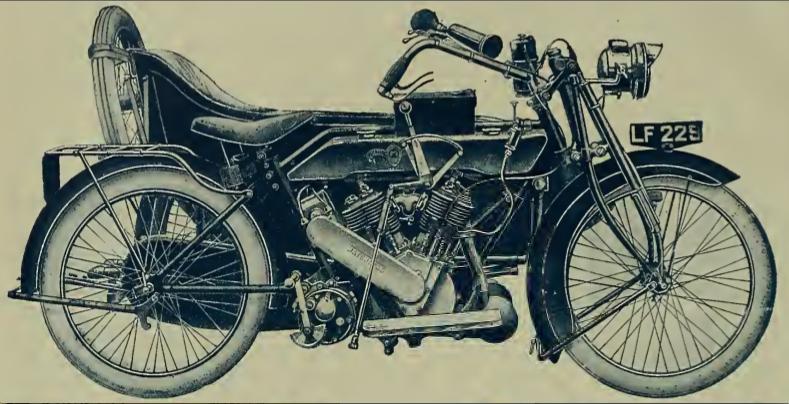 1917 MATCHLESS8B2M