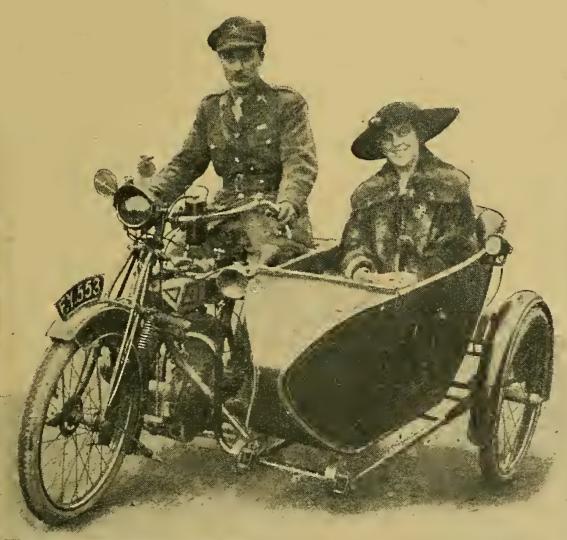 1917 MEDAL WINNER