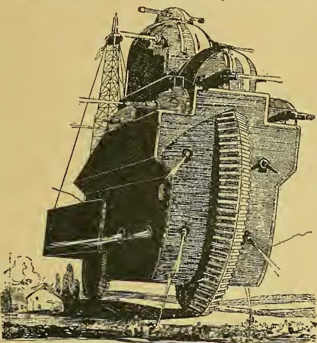 1917 MONOTANK