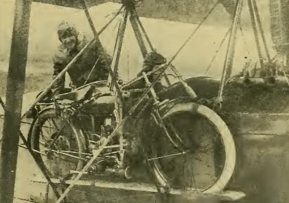 1917 PLANE BIKE