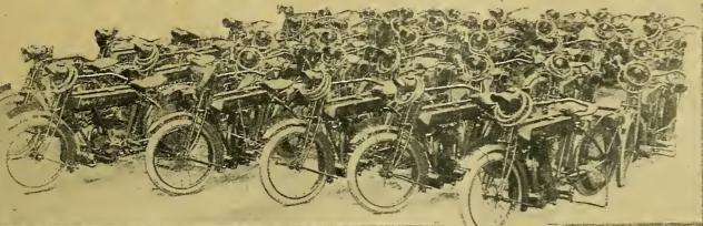 1917 RUDGES FOR BELGIUM