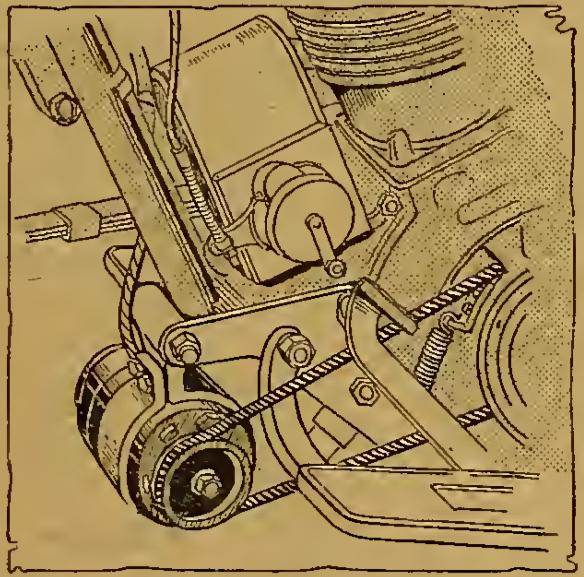 1917 SPLITDORF DYNAMO