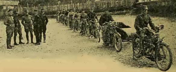 1917 SWISS DRs