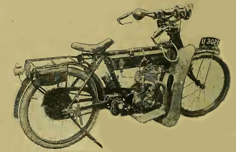 1917 VELOCETTE MPG