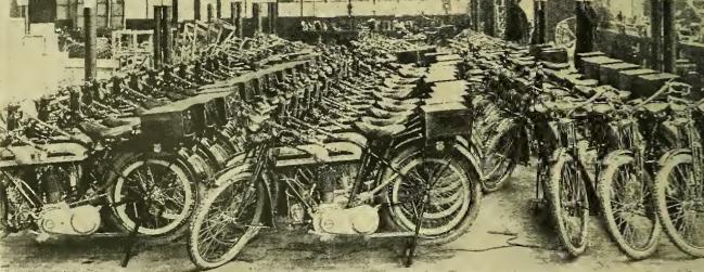 1917 WD TRIUMPHS