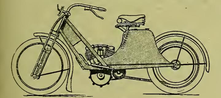1919 PRESSED STEEL LETTER