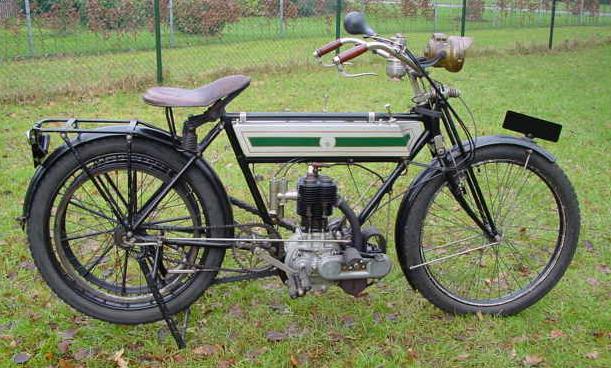 1910 TRIUMPH