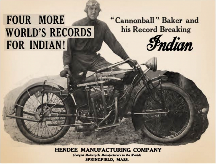 1914 CANNONBALL