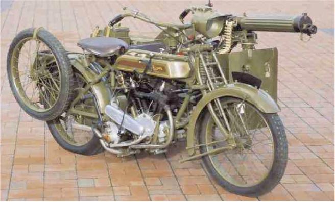 1915 CLYNO GUNCOMBO