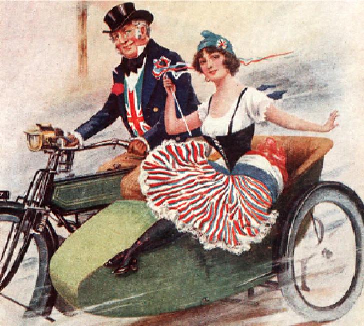 1916 JOHN BULL