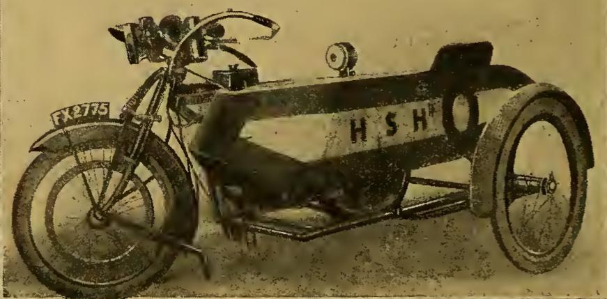 1917 BEEZA TANKCOMBO