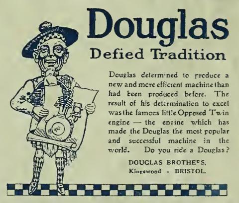 1917 DOUGLAS AD