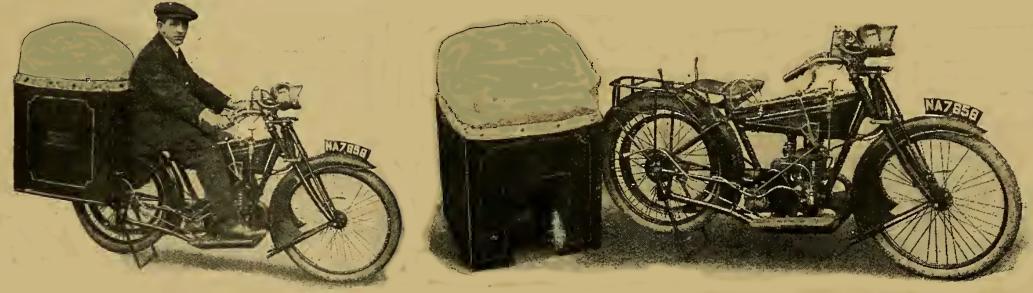 1917 GAS LIGHTWEIGHT