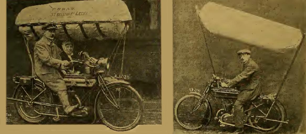 1917 GASBIKES