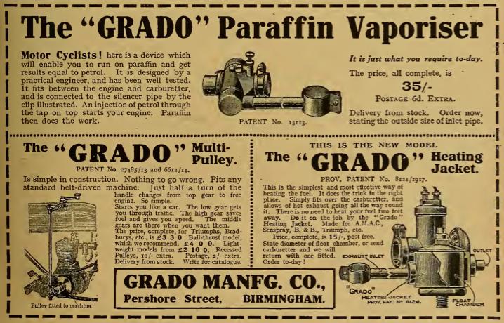 1917 GRADO AD