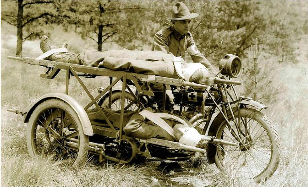 1917 INDIAN AMBO COMBO