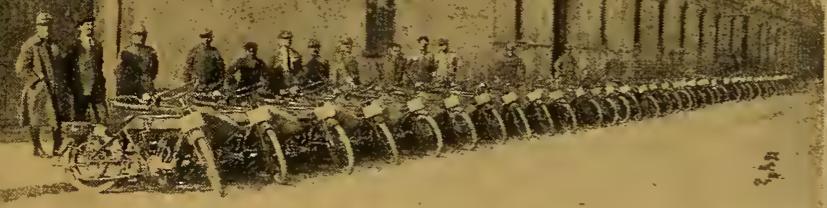 1917 ITALIAN DRS