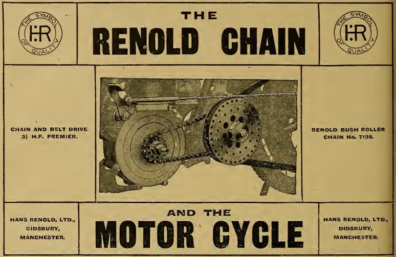 1917 RENOLD AD