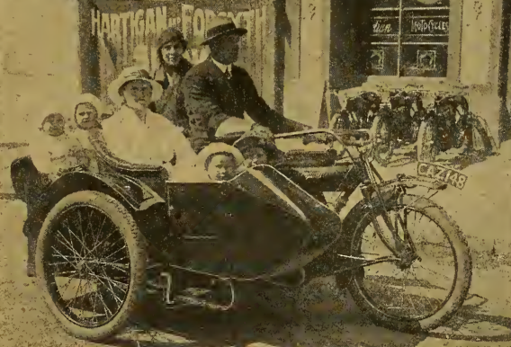 1917 SA COMBO
