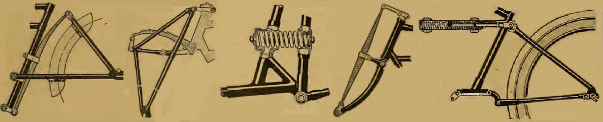 1917 SUSPENSIONS