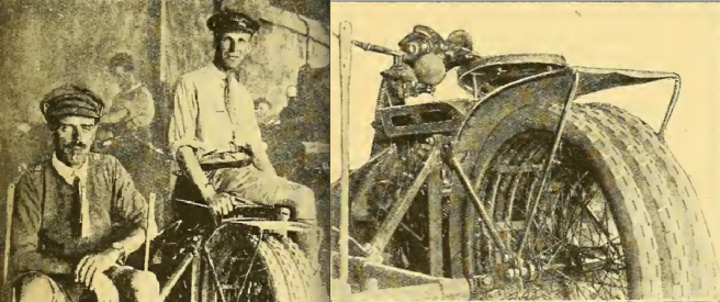 1918 3TYRE DOUGLAS