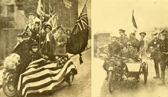1918 ARMISTICE DAY COMBOS