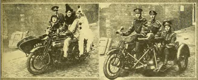 1918 BSA COMBOS