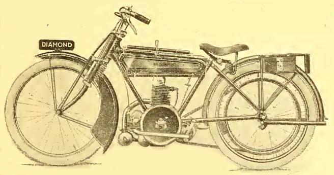 1918 DIAMOND