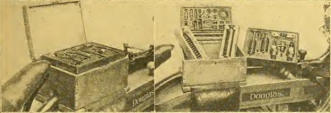 1918 DOUGLAS SPARES