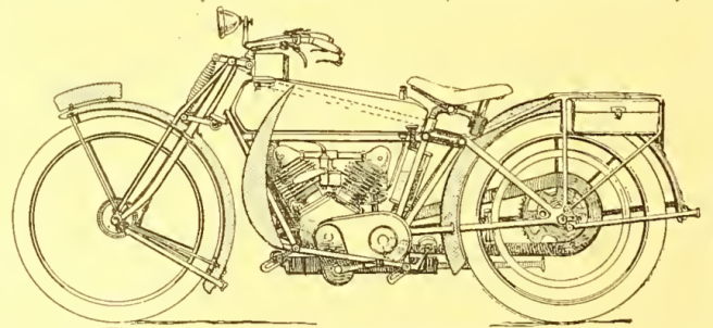 1918 IDEAL BIKE
