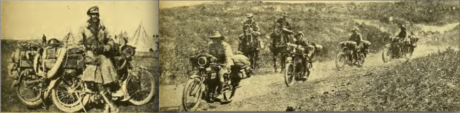1918 LOADED DR BIKES