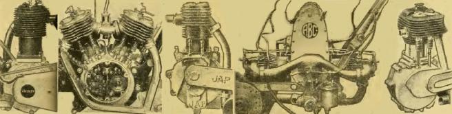 1918 LONGSTROKES