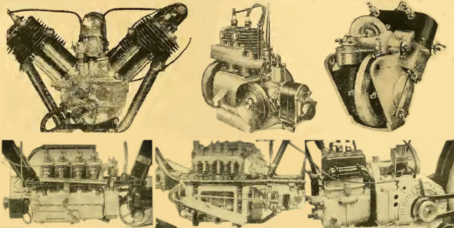 1918 MULTI ENGINES