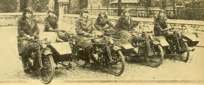 1918 RFC WOMEN