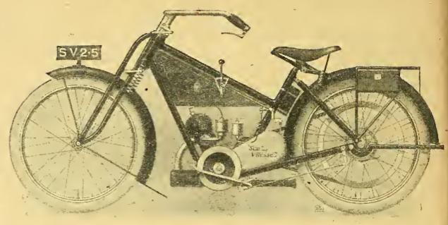 1918 SUN-VITESSE