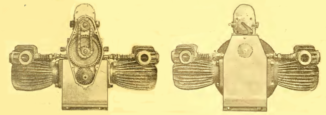 1918 VICTOR ENGINE