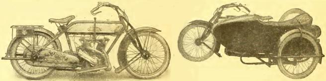 1918 WD BIANCHI