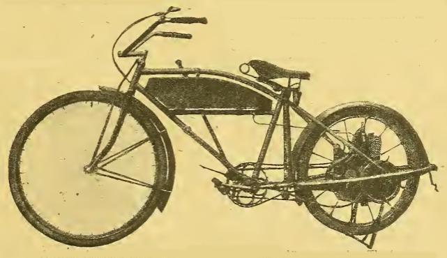1918 YANK TIDDLER