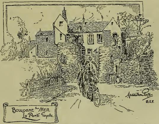 1919 DR SKETCH