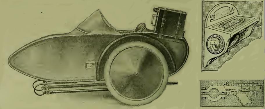 1919 HENDERSON SCAR