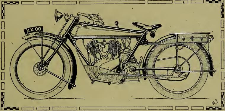 1919 IDEAL SIDECAR