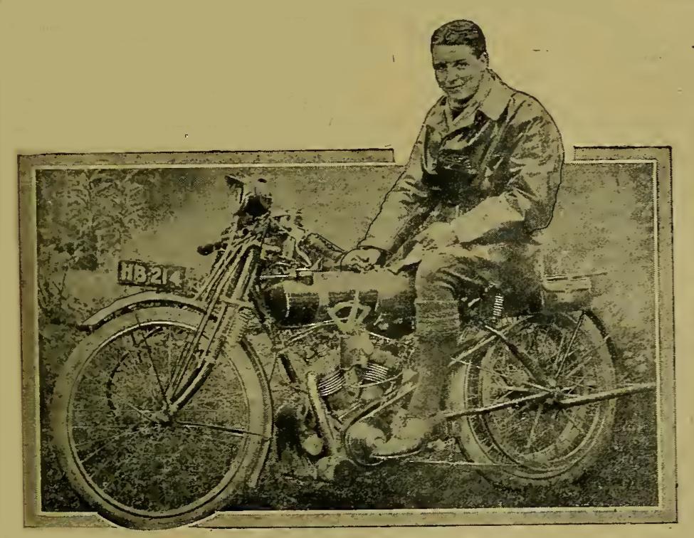1919 POST RIDER