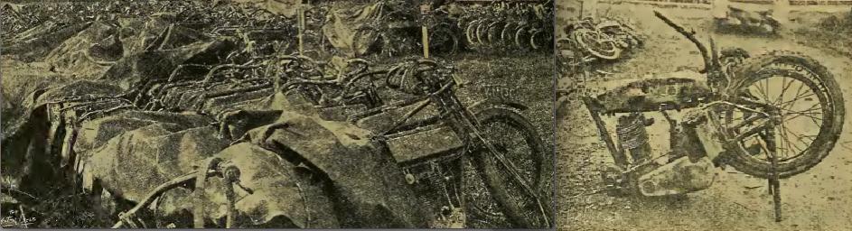 1919 SCRAP WD BIKES