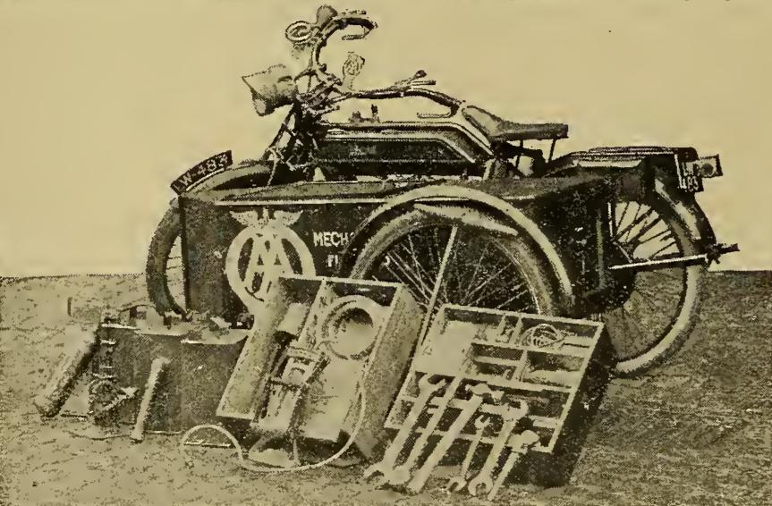 1919 AA RESCUE COMBO