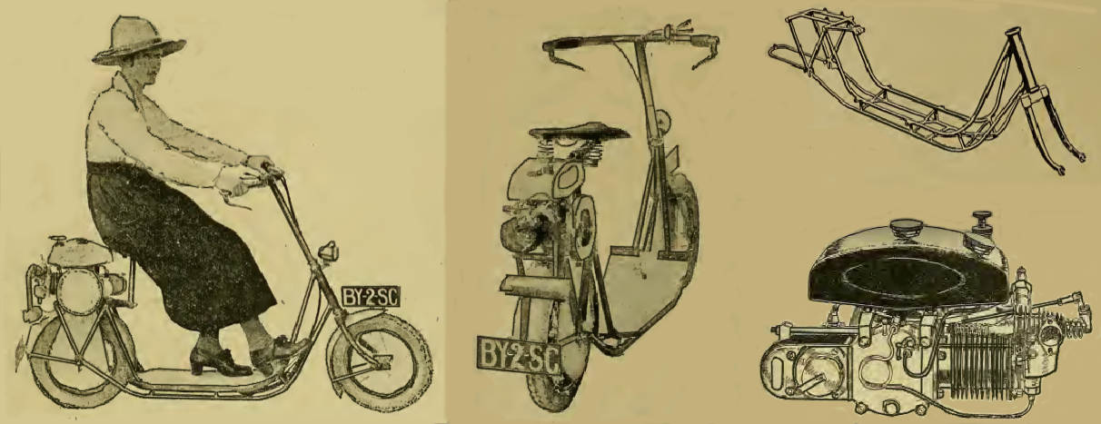 1919 ABC SCOOTER