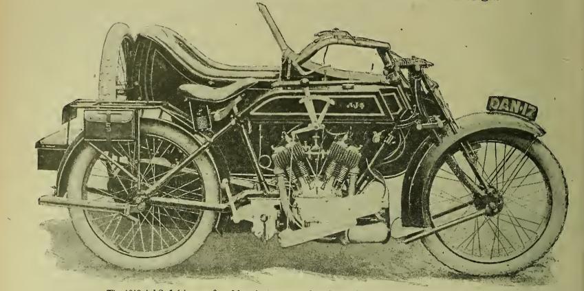 1919 AJS 6HP