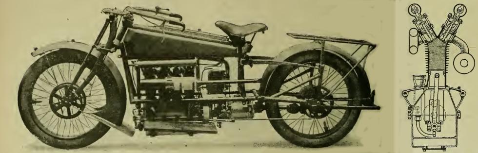 1919 BAIRD OHC 4